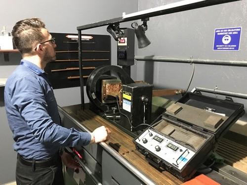 Metrology in NDT equipments