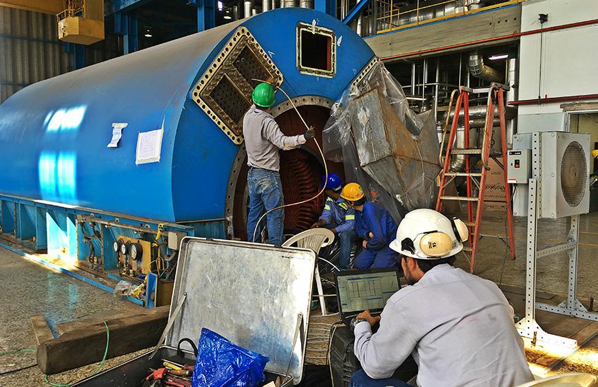 Los ensayos no destructivos como respaldo a los programas de mantenimiento y confiabilidad de activos industriales